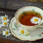 Tee aus Kamille